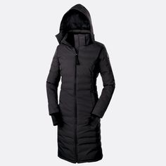 For those really cold Canadian winters.