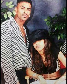 Ginuine and Aaliyah