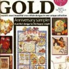 Cross Stitch Magazines, Cross Stitch Books, Cross Stitch Patterns, Magazine Cross, Needlework, Sewing, Crossstitch, Cross Country, Gold