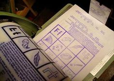 Memiograph.  Can almost smell the purple ink