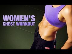 How To Get Rid of Bra Bulge (WOMEN'S CHEST & BACK WORKOUT!!) - YouTube