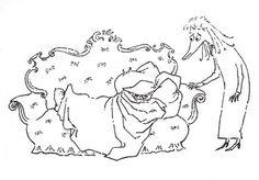 Mökottäjä sohvalla - Perromania - pieni postikorttikauppa - Tuotteet Moomin Valley, Drawing Now, Book Characters, Fictional Characters, Tove Jansson, Little My, My Childhood, Fairy Tales, Doodles