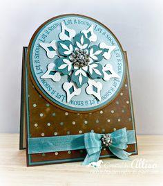 Rocky Mountain Paper Crafts AP snowflake