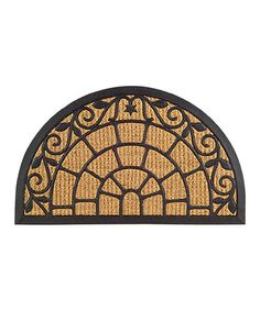 crown doormat