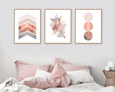 Gallery Wall Set of 3, Set of 3 Prints, Print Set, Copper, Rose Gold, Blush Pink, DIY Art, Triptych, Scandinavian Prints, Minimalist, Art THIS IS AN INSTANT DOWNLOAD – Your files will be available immediately after purchase. :::: Please note that this is a digital download ONLY, no physical product will be shipped :::: :::: How it works :::: 1. Purchase this listing 2. Once you are on the download page, you will receive an email with the download link 3. Download & save/unzip the ...