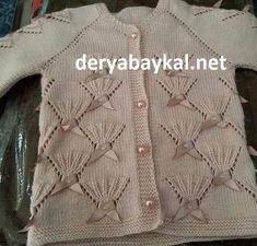 Kastırmalı Incili Bebek Yeleği - Kadın, - DIY & Crafts Crochet Slipper Boots, Crochet Socks, Crochet Jacket, Diy Crochet, Crochet Baby, Knitting Wool, Knitting For Kids, Knitting Stitches, Baby Knitting