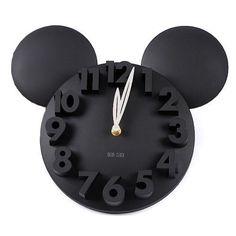 3D Mickey clock