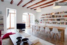 Spanien Nordic minimalistisk stil lägenhet - DECOmyplace