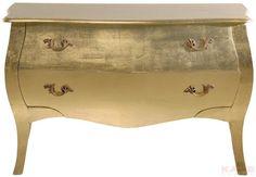 Dresser Romantic 2SK Gold Leaf Big