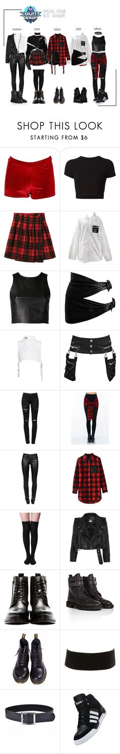"""""""ARIA (아리아) - Danger (BTS) Special Stage 