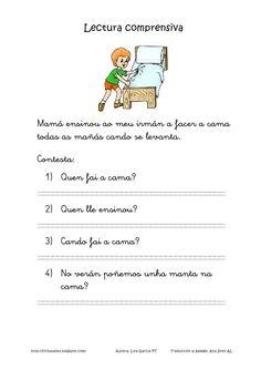 Lecturas comprensivas 9 12  galego by nomenterodelapataca via slideshare