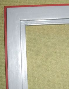 how to make your own rabbeted frames using moulding and simple wood pieces