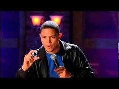 Trevor Noah, South African comedian: American African 2013 Movie  - BRILLIANT
