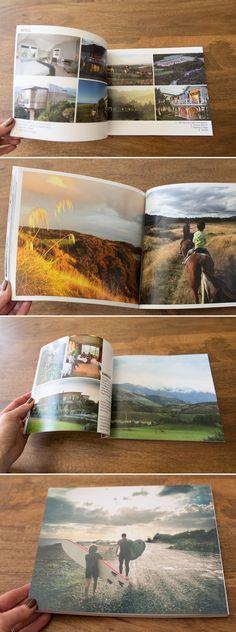 Travel Photo Book | suzanneobrienstudio.com