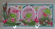Marianne Design, Lawn Fawn, Pastels, Banners, Deco, Frame, Happy, Cards, Card Ideas