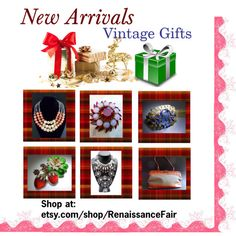 Vintage Gifts by renaissance-fair on Polyvore featuring Jamin Puech and vintage