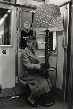 Paris Métro 1977 (Brings back memories of helping someone move via Paris metro myself, in the same year!)