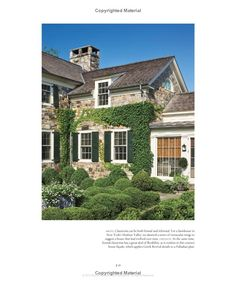 The Great American House: Tradition for the Way We Live Now: Gil Schafer III, Bunny Williams: Books