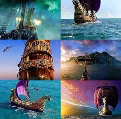 the vogage of the dawn treader