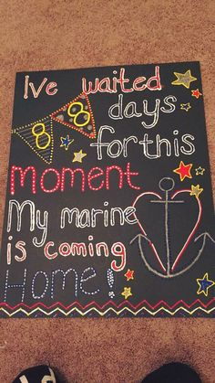 1000 Ideas About Military Welcome Home On Pinterest