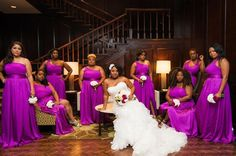 Wedding inspo from the most stylish + chic bridal mag serving women of color. Print/Digital/Online. info@munaluchibridal.com…