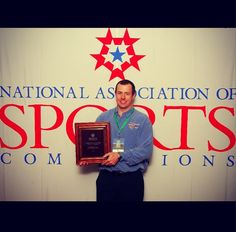 Check out @WarrenCountyOH as the winner of Member of the Year, Budget $200,000 and under at our 2006 Sports Event Symposium! #NASCAwardWinners #SportsTourism #SportsBiz