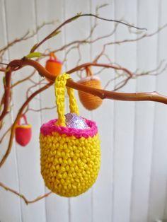 E Strea Chikitu: Little egg bag
