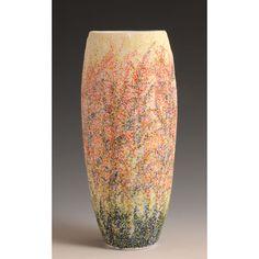 Flower Vessel by Mr. NAKAO, Yasuzumi