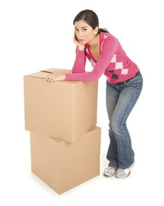When moving know these tips first so that you don't get taken by a moving company. P.S. Check the company out with the BBB too!