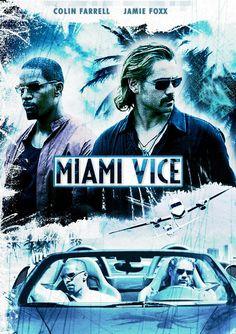 6ce1fec7e8 Miami Vice - Deux Flics à Miami - Collin Farrell - Jamie Foxx - Michael Mann