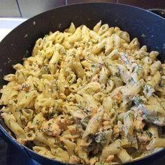 #Σολομός με #πέννες #cookpadgreece