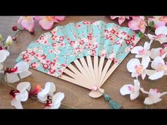 How to Make Japanese Fans. Japanese folding fans, also known as _sensu_, are as beautiful as they are functional. Fashioned out of decorative paper and wood, you can make your own in just a few simple steps.