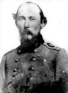 Benjamin Hardin Helm (June 2, 1831 – September 21, 1863)was a Kentucky politician, attorney, Confederate brigadier general, & a brother-in-law of Abraham Lincoln. He was also the son of Kentucky Governor John L. Helm. Helm was born in Bardstown, Kentucky. He attended the Kentucky Military Institute & the West Point Military Academy & then went to study law at the University of Louisville & Harvard University. He served as a state legislator & the state's attorney in Kentucky.