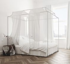Canopy Bed Dreams - Lazy Sunday