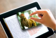 Interactive eBook Apps: The Reinvention of Reading and Interactivity | UX Magazine