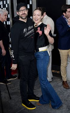 Jason Sudeikis & Olivia Wilde from The Big Picture: Today's Hot Photos  The lovebirds are all smiles while attending the opening of In & Of Itselfin New York City.