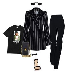 Untitled #408 by newstyleee on Polyvore featuring polyvore fashion style Zimmermann Christian Louboutin Chanel clothing