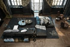 Home Design Ideas: Apartment in Paris by Dzhemesiuk & Yurov | Home Design Ideas