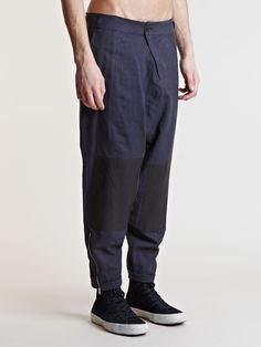 Damir Doma Men's Pacal Linen Pants