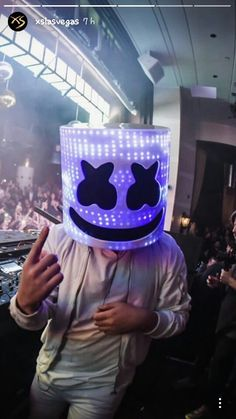Dj Marshmello, Dj Electro, Itslopez, Alan Walker, Dubstep, Little Man, Marshmallows, Electronic Music, Halloween Fun