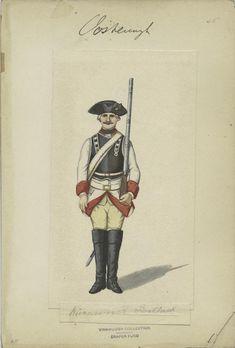 Austria, 1756-1760 Cuirassier