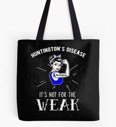 Bus Driver Gifts, School Bus Driver, Large Bags, Small Bags, Cotton Tote Bags, Reusable Tote Bags, Huntington Disease, Ribbon Shirt, Rosie The Riveter