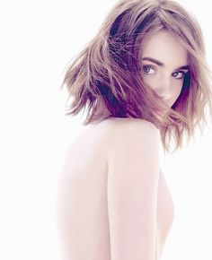 Lily Collins for Yo Dona