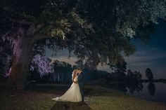 Romantic Greenfield Plantation Wedding| Heather & Alex