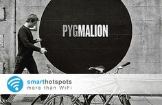 Free Social WiFi in Pygmalion, thanks to smarthotspots Marketing Opportunities, Customer Engagement, Wifi, Thankful, Movie Posters, Free, Film Poster, Popcorn Posters, Billboard