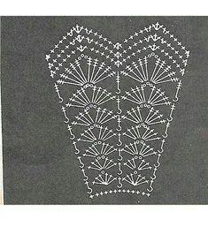 Captivating Crochet a Bodycon Dress Top Ideas. Dazzling Crochet a Bodycon Dress Top Ideas. Crochet Baby Poncho, Gilet Crochet, Crochet Baby Dress Pattern, Crochet Motifs, Crochet Fabric, Crochet Collar, Crochet Diagram, Crochet Chart, Crochet Stitches