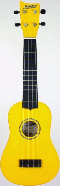 My Ashton uke100 Soprano #LardysUkuleleOfTheDay ~ https://www.pinterest.com/lardyfatboy/lardys-ukulele-of-the-day/ ~ This realy is a terrible Ukulele that photographs much better than it plays