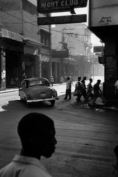 Havana Cuba 1963 Photo: Rene Burri