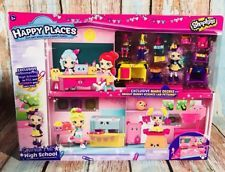 New Shopkins Happy Places Sparkle Hill High School Exclusive Marie Degree