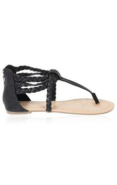 Deb Shops #gladiator #sandal